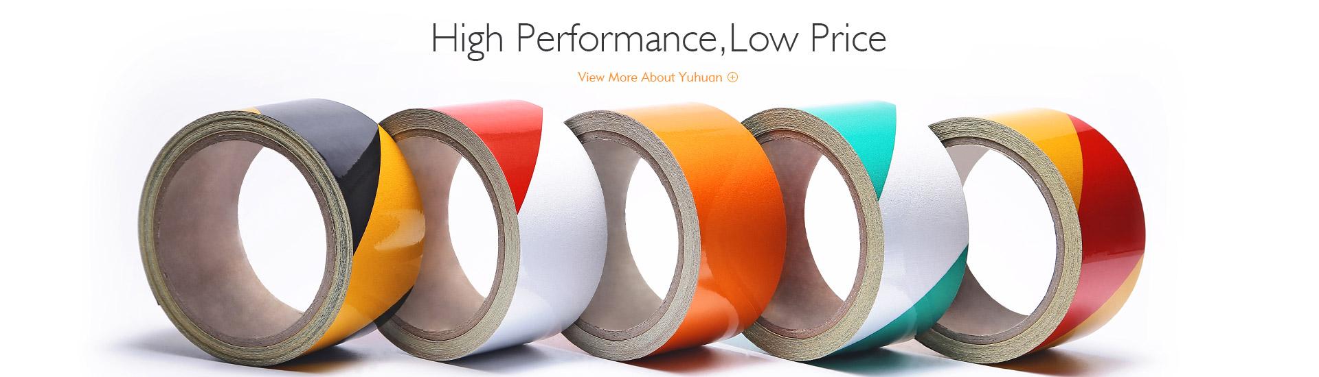 Adhesive Tape Safety Tape Kunshan Yuhuan Package