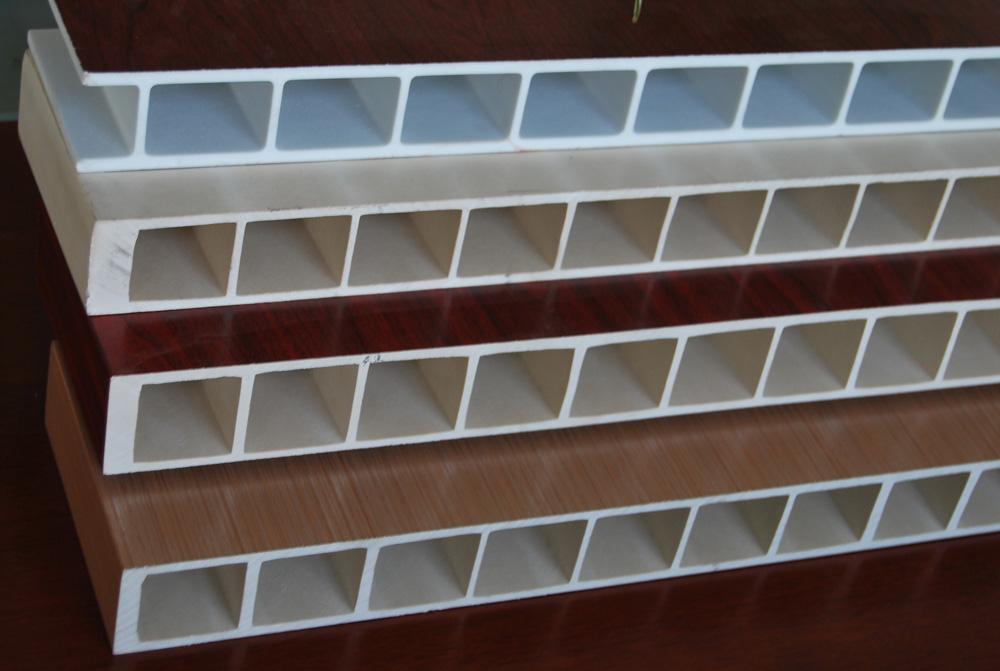 PVC Hollow Tile extrusion line