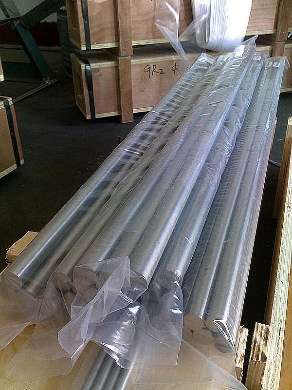 titanium gr5 bar
