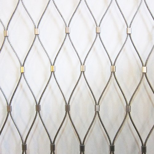 Steel Rope Mesh - Buy Steel Rope Mesh Product on Duke\'s Wire Mesh ...