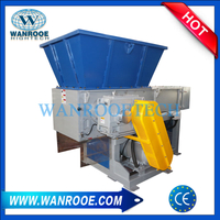 Metal Shaving Swarf Shredder