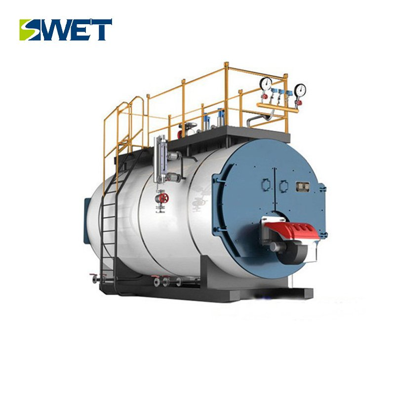 WNS7 MW Natural Gas Oil Fired Hot Water Boiler - Buy hot water ...