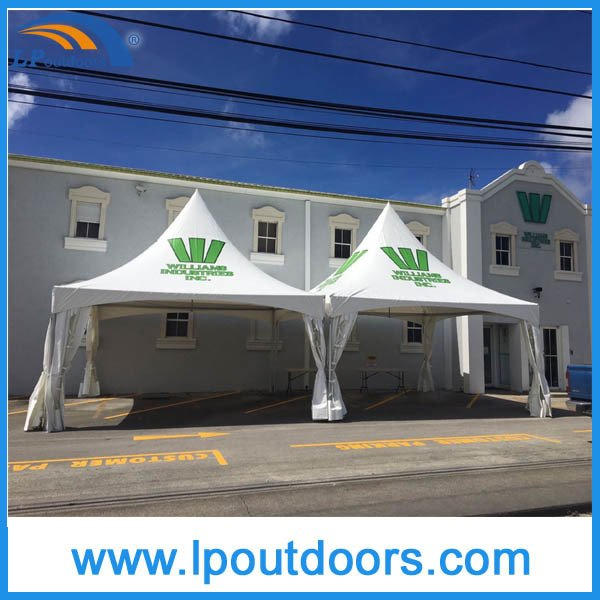 20X20' Outdoor Aluminum High Peak Marquee Spring Top Tent for Sale