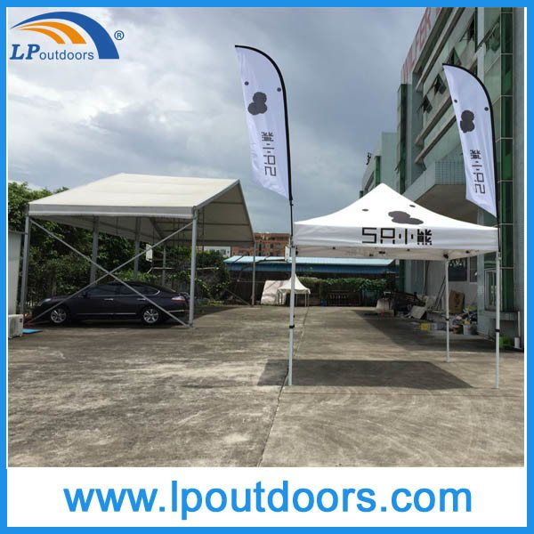 3X3m Outdoor Advertising Tent With Flag