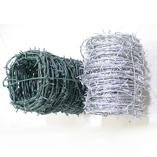 Fuhua\'s Razor Barbed Wire and Galvanized, PVC Coated Barbed Wire are ...