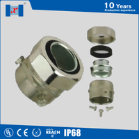 DKJ Hexagonal straight pipe coupling