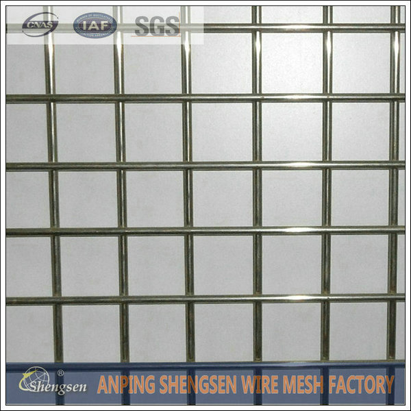 0.5 - 2.5mm Wire Diameter Galvanized & PVC Coated Welded Wire Mesh ...