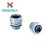 free sample zinc alloy galvanized steel waterproof Flexible Conduit Connector exporter