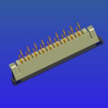 the 1.0mm spacing belt locks straight needle drawer type FPC