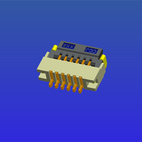 0.5mm spacing 1.2 high T1 raises covers type FPC