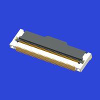 0.5mm间距2.1高掀盖式FPC(CT)