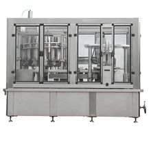 High Density Liquid Filing And Sealing Machine(25-210 cans/min)