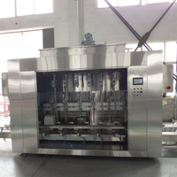 Automatic Weighting Type Oil Filling Machine