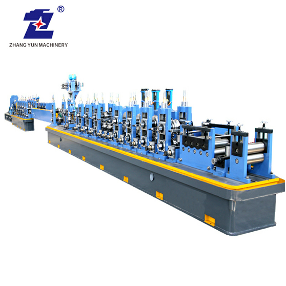 high-frequency welding production line