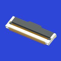 0.5mm间距2.1高掀盖式FPC(EMI)
