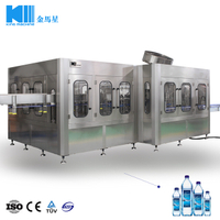 Drink Water Filling Machine (3-in-1, 18000B/H, 500ml) CGF40-40-10
