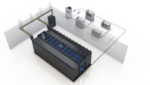 Mini Pod System Smart Rack System Data Center