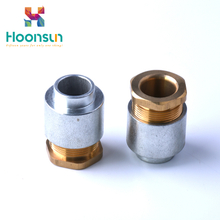 customized waterproof IP54 TH Type marine brass cable glands supplier