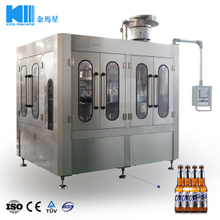 Beer Filling Equipment At Equal Pressure 3000BPH