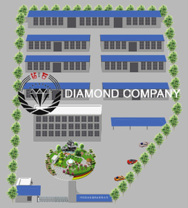 Diamond Group New plant under