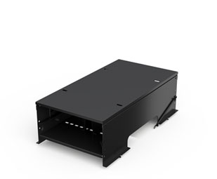 H-LINE DATA CABLE PARTITION FOR SERVER RACK RM87604