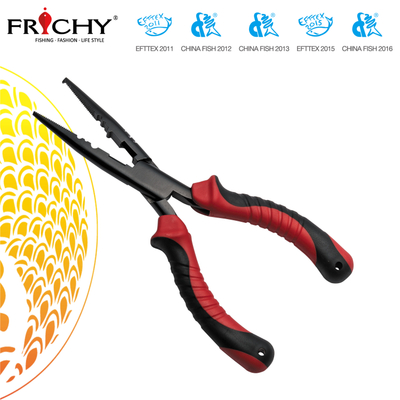 Professional fishing plier X41 split ring pliers