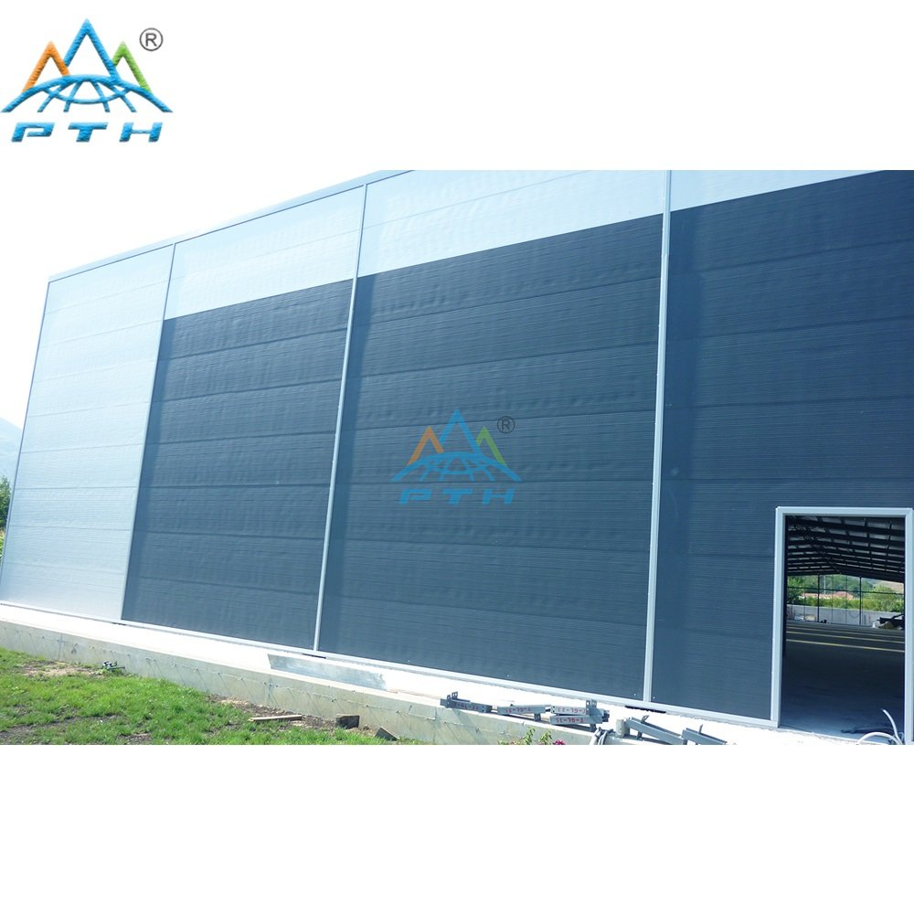 Steel Structure Workshop in Albania from China manufacturer - PTH