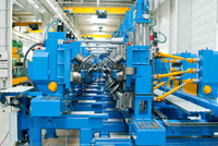 Roll Forming Machinery - Used Mostly in Industry