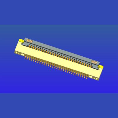 0.5mm间距1.2下T2掀盖式FPC