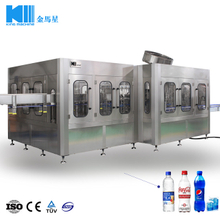 Carbonated Soft Drink Filling Machine 20000BPH