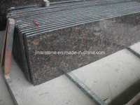 Tan Brown Granite Kitchen Countertops