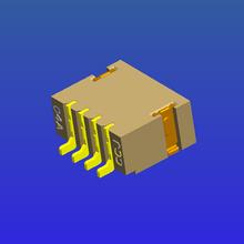 1.0mm in spacing T4 inlays soldering lug WTB