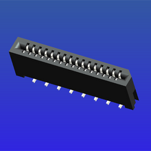 1.0mm间距C型双面接立贴无锁式FPC