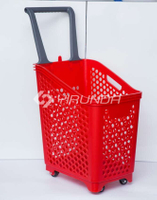 Plastic Shopping Basket ( YRD-18)
