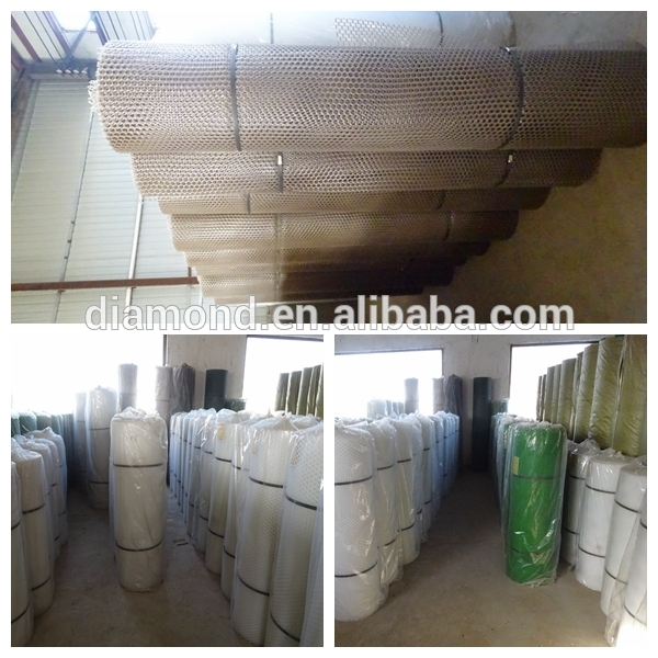 plastic mesh packing
