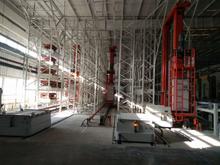 家電行業-模具立體倉庫