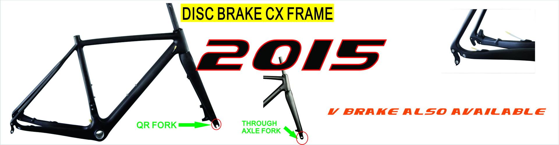 cyclocross carbon frame