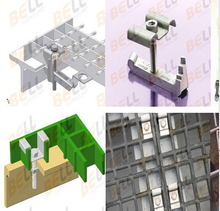 Grating Clips, Clamps For Fixing Gratings