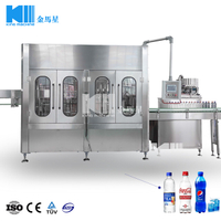 5000BPH Carbonated Drink 3-in-1 Filling Machine