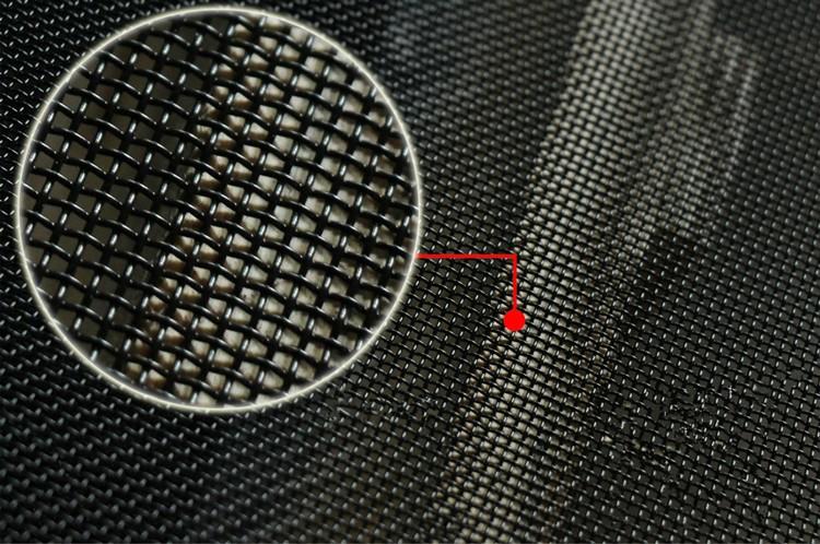 theft proof bulletproof wire mesh security window screen mesh