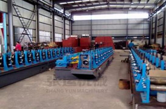 What is Cable Tray Roll Forming Machine?