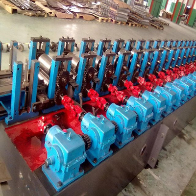 Electrical Cabinet Roll Forming Line