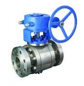 metal seated ball valve