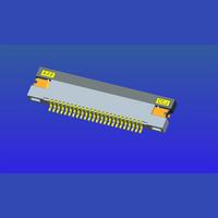 0.5mm间距1.2下抽屉式FPC