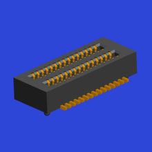 0.50mm spacing BTB Female vertical connector