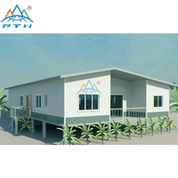 Light Steel Villa 192 square meter (4 bedrooms and 2 washrooms)