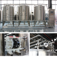 Automatic CIP system/CIP cleaning/CIP machine