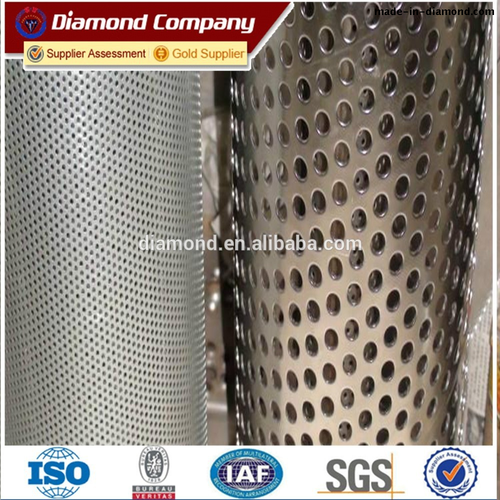 Punched Mesh Panel