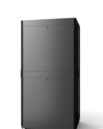 R-SERIES 48U 600MM WIDEX1100MM DEEP SERVER RACK RCS68110 RakworX