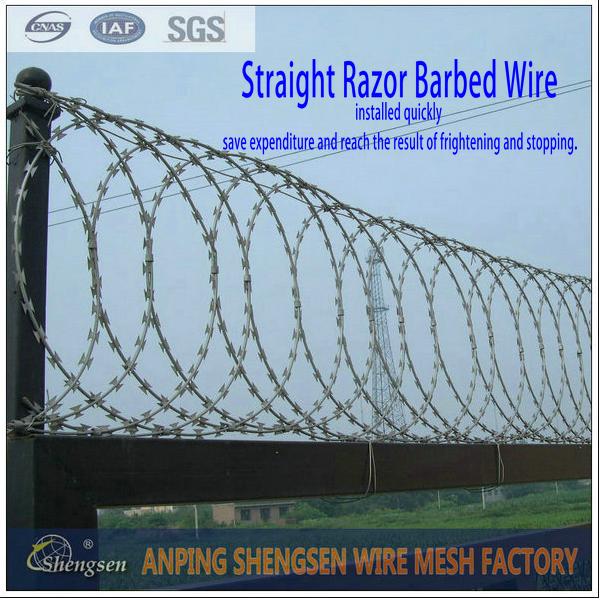home depot hot dipped razor barbed wire price - Hebei Shengsen Metal ...
